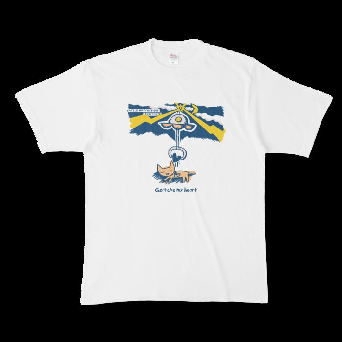 キャトルTシャツ - XL