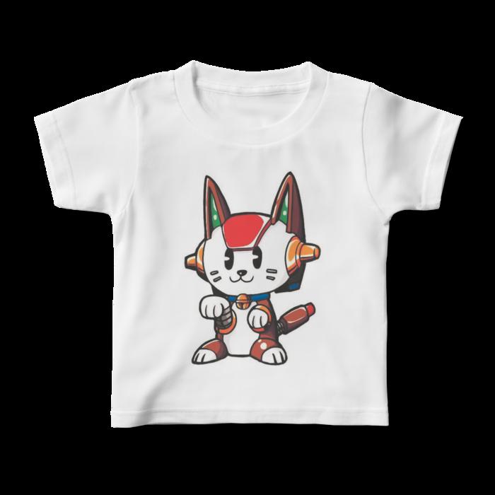 キッズTシャツ - 100cm - 正面のみ