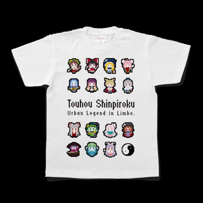 イラスト - 大/ Tシャツ(白) - S