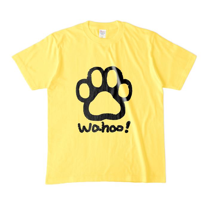 カラーTシャツ(濃色) - M - イエロー