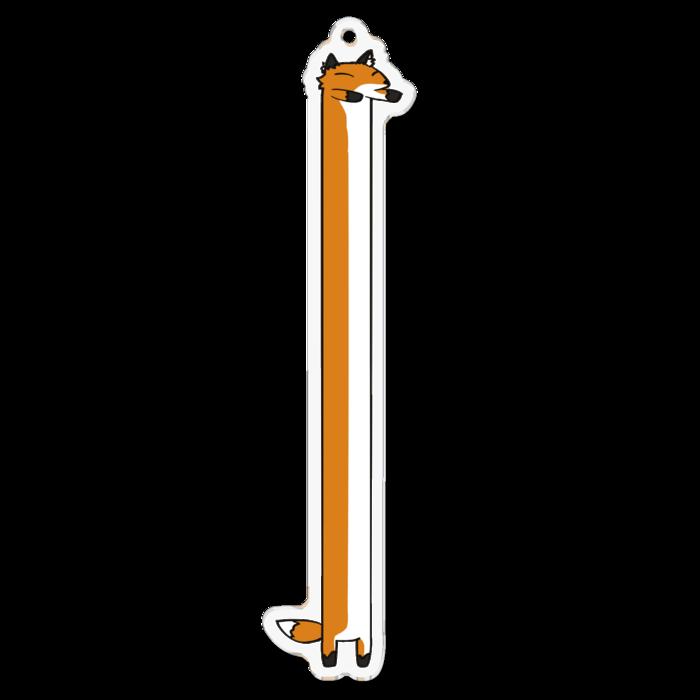 アクリルキーホルダー - 100 x 100 (mm)