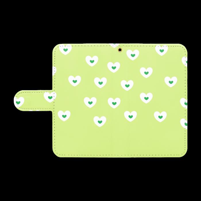 手帳型Androidケース - S - ストラップ穴 あり