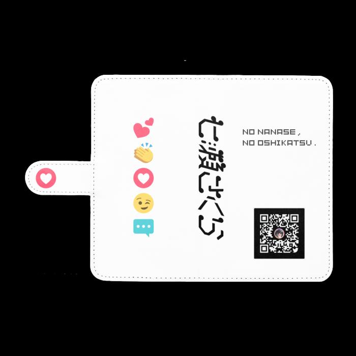 手帳型Androidケース - M - ストラップ穴 なし