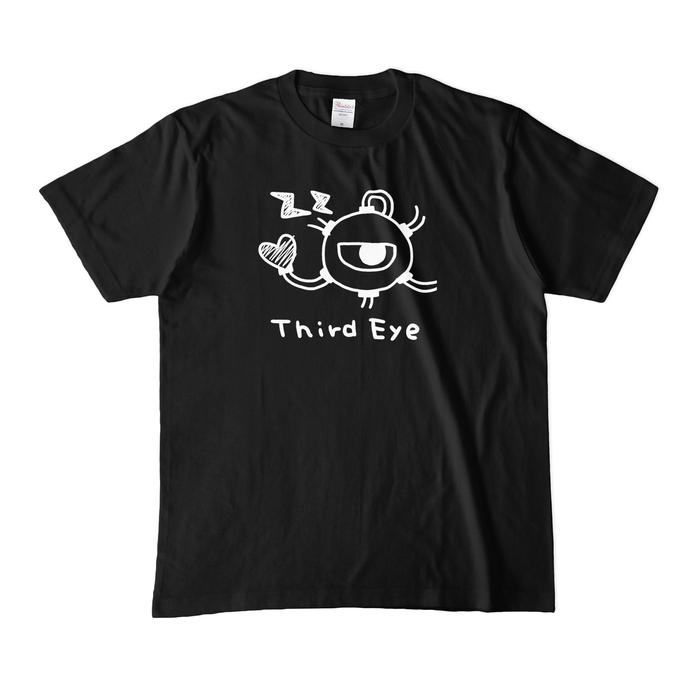 カラーTシャツ(濃色) - M - ブラック