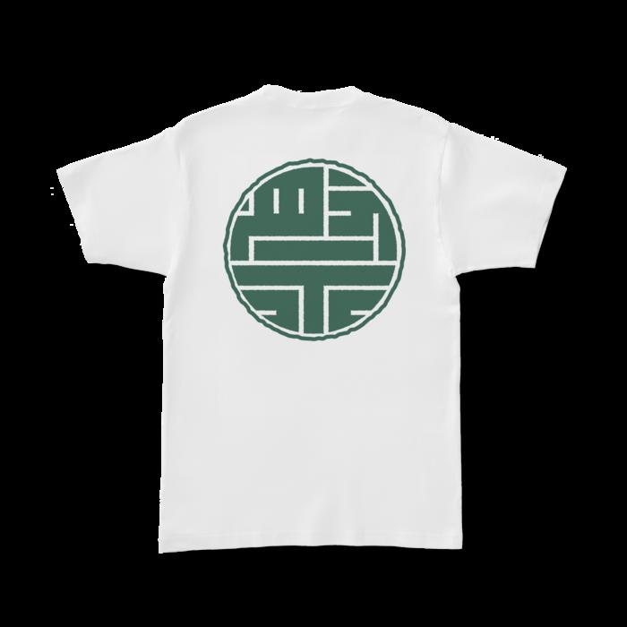 Tシャツ - L - 背面