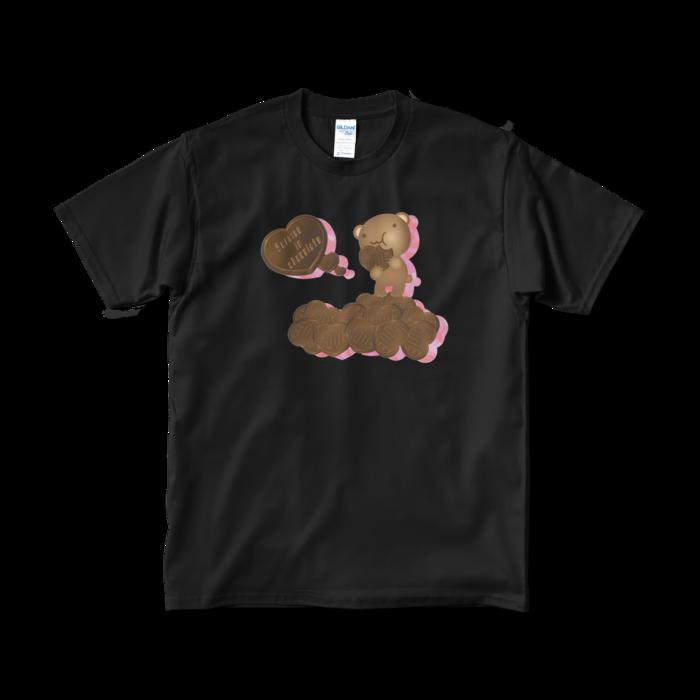 Tシャツ(短納期) - M - ブラック