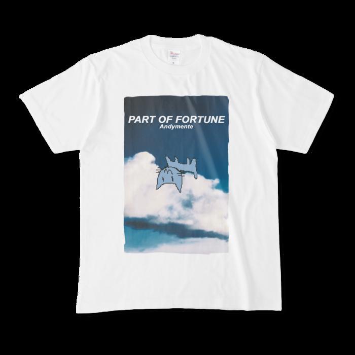 POF・Tシャツ  - M