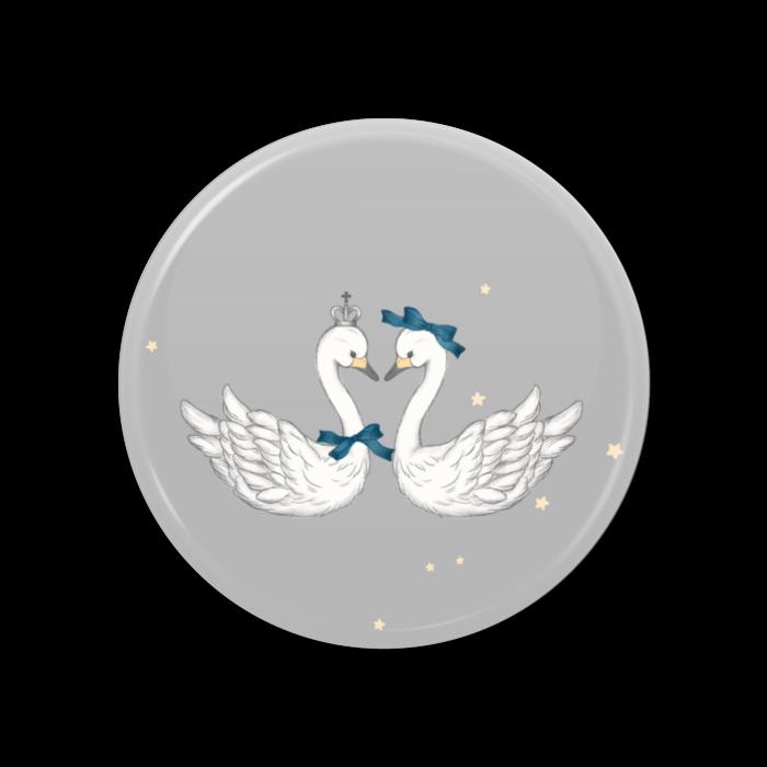 【白鳥】灰 - 56mm