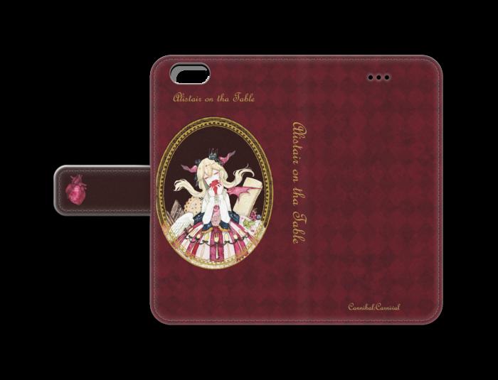 手帳型iPhoneケース - iPhone6/6s