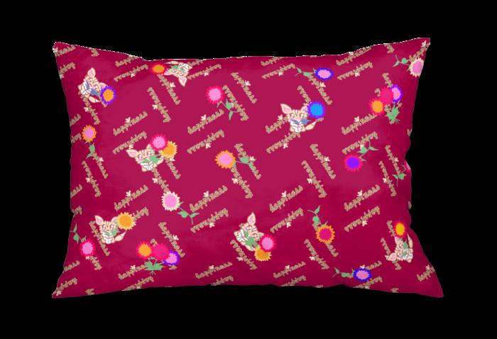 枕カバー - 43x63cm - 両面21