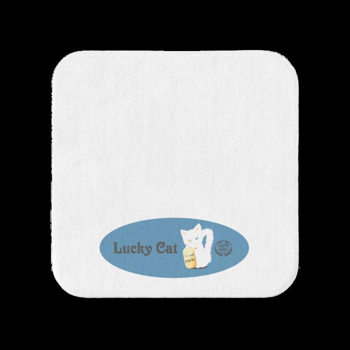 白猫オッドアイver_002ブルー