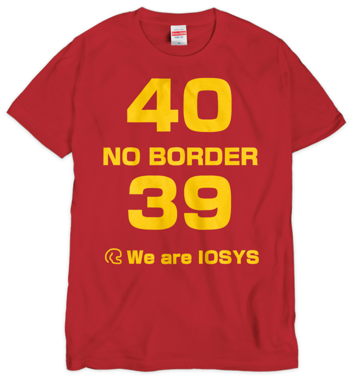 Tシャツ(シルクスクリーン印刷) - XL - 1色