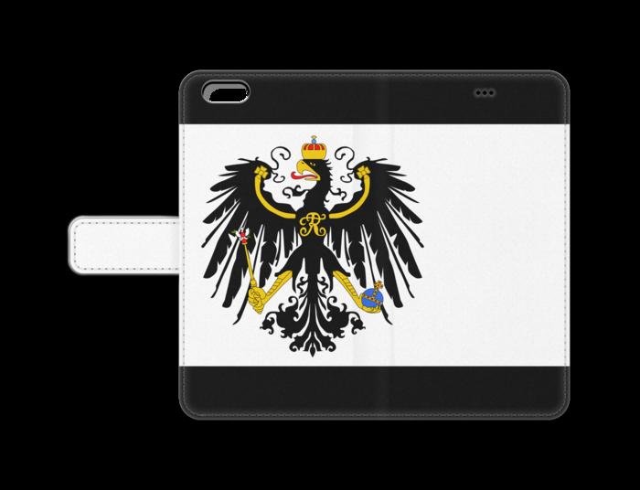 手帳型iPhone6 Plus - ストラップ穴 なし