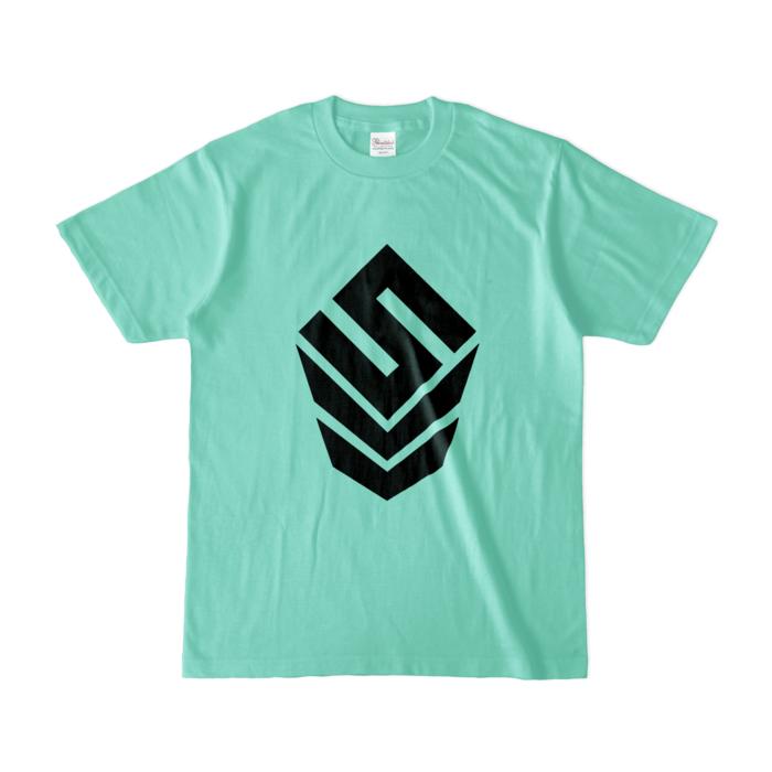 カラーTシャツ(淡色) - S - アイスグリーン