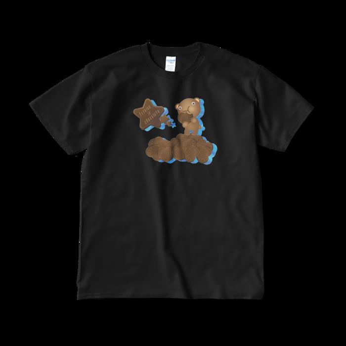 Tシャツ(短納期) - XL - ブラック