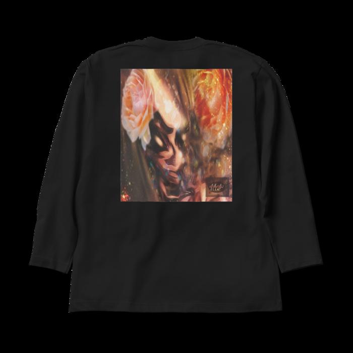 ロングスリーブTシャツ - XL - ブラック