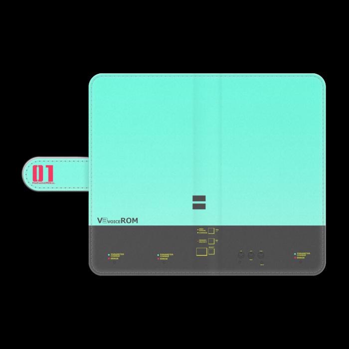 手帳型Androidケース - M