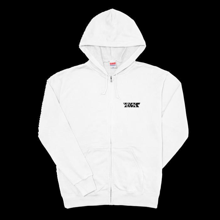 ソリッドブラック - XL - ホワイト